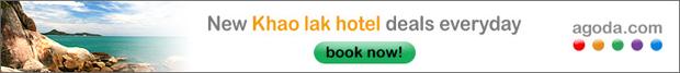 Book Khao Lak Hotels Thailand - Best Rates Guarantee