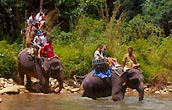 Trekking nearby Khao Lak